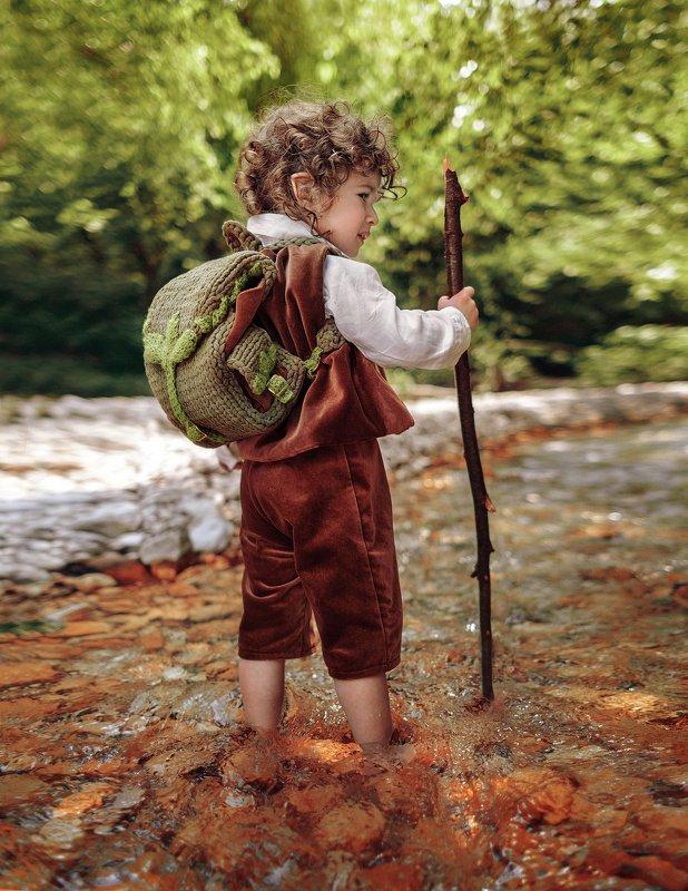#взгляд #sight #портрет #portrait #portraitphotography #hobbit #little #daughter #baby #model #fantasy #kid #дочь #хоббит photo preview