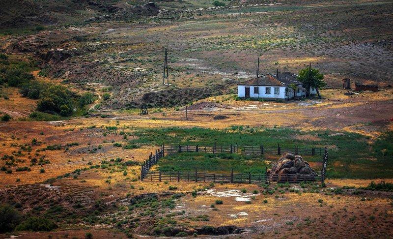 хижина,дом.дача.степь.долина,дагестан. Хижина Абдуллы..photo preview