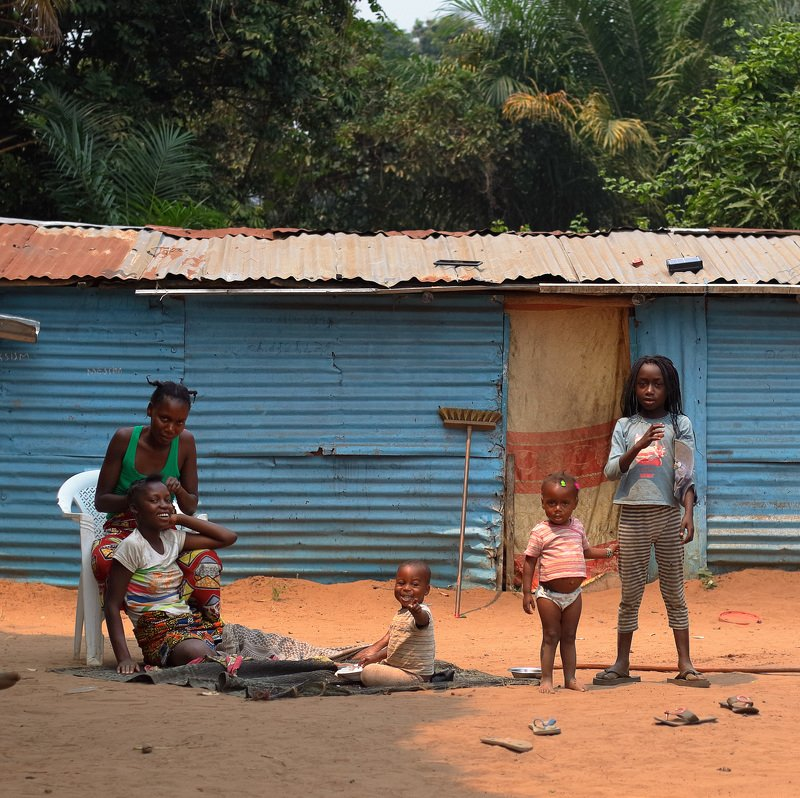 Деревня Molouko, Конгоphoto preview