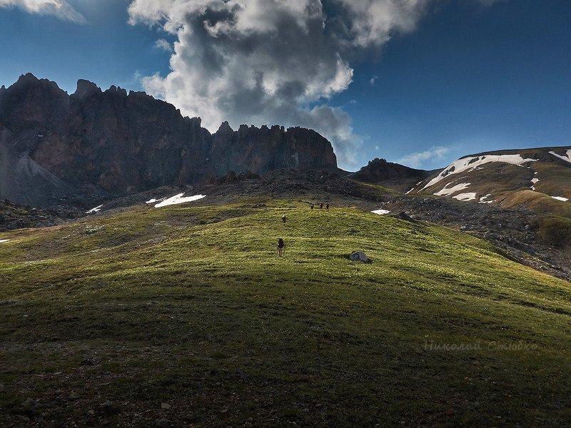 кавказ горы уаза-хох Тягунphoto preview