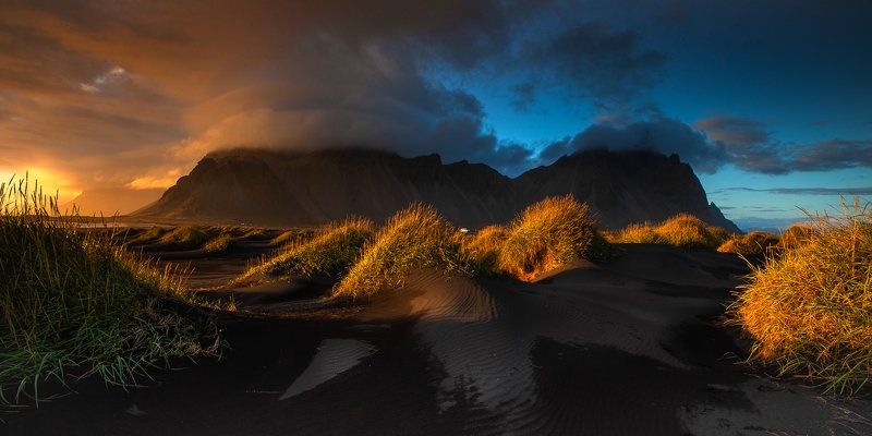 Iceland,vestahotr,canon,sunset Vestahornphoto preview