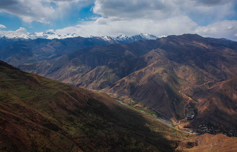 горы,пейзаж,горный пейзаж,весна,дагестан,северный кавказ,шамильский район. Горный пейзаж..photo preview