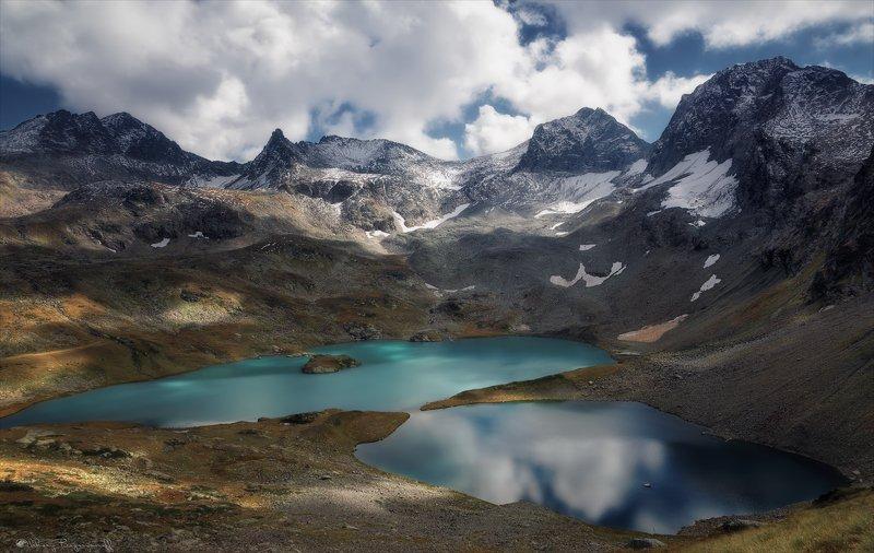 Зеркало горных озер.photo preview
