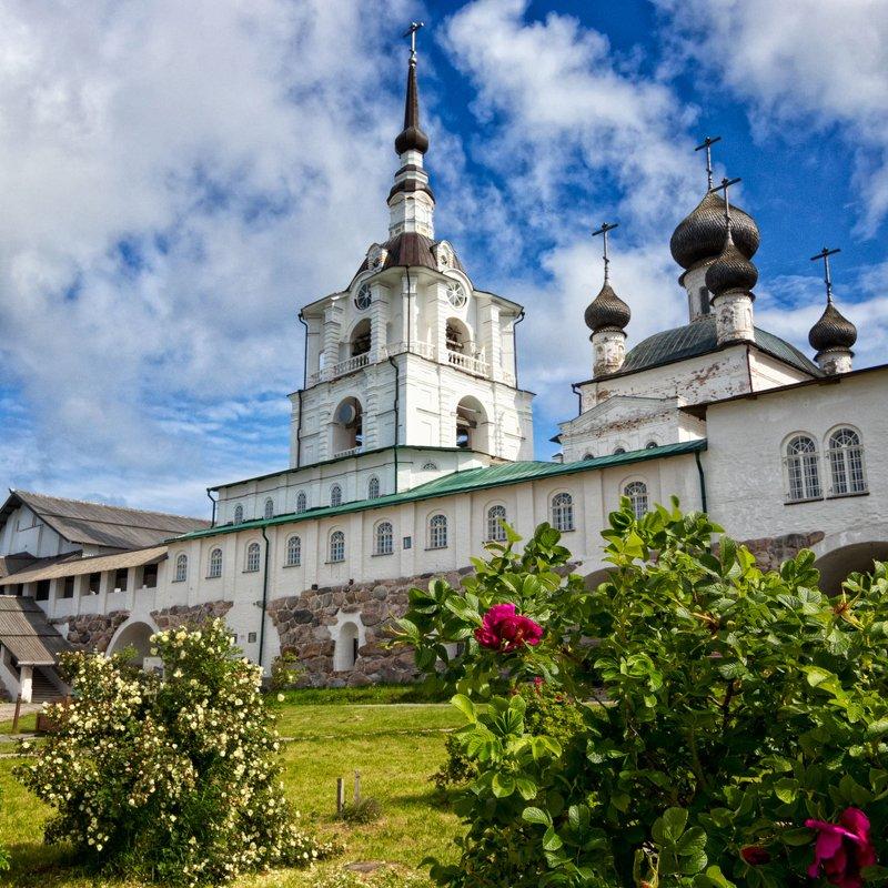Спасо-Преображенский Соловецкий ставропигиальный мужской монастырь.photo preview