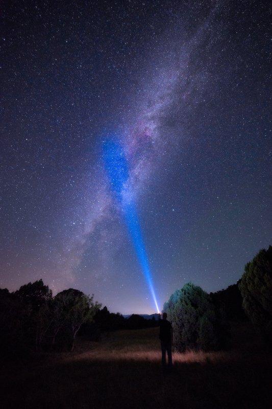ночь Один во вселеннойphoto preview