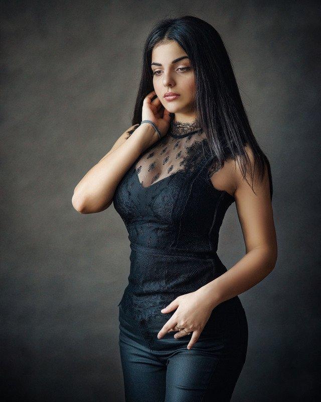 девушка, портрет Гульнараphoto preview