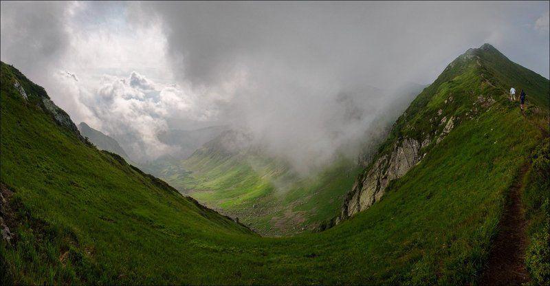 карпаты, мармаросы, поп-иван Прогулка в облакахphoto preview