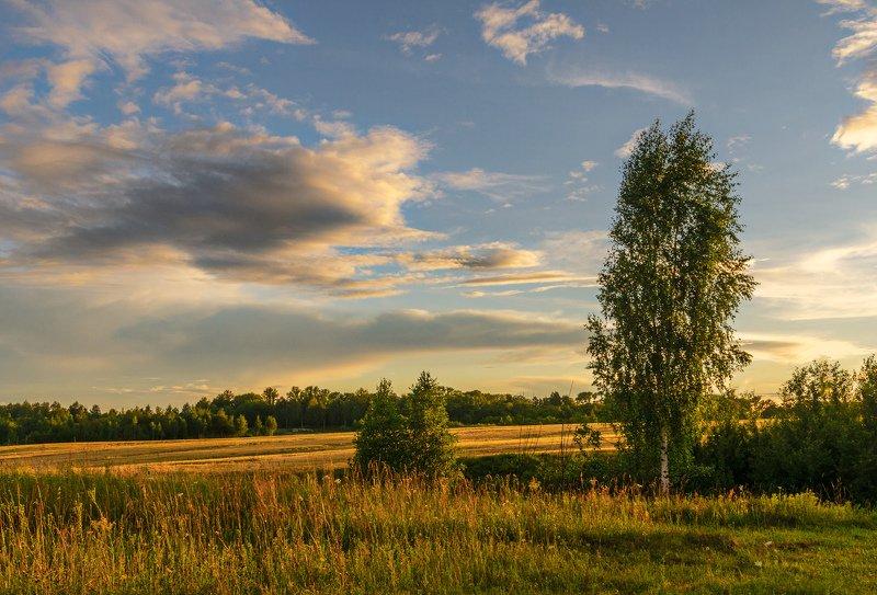 nevant60, пейзаж, красота, природа Осенний вечерphoto preview