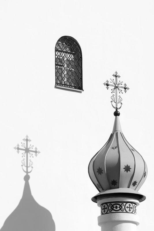 город, санкт-петербург, чёрно-белое, архитектура, храм, храм рождества христова в пулковском парке У каждого свой крестphoto preview