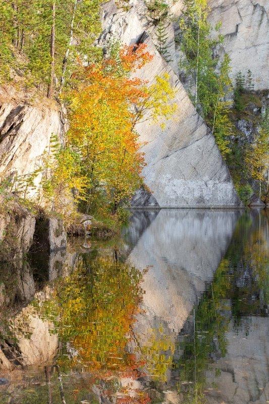 урал, осень, средний_урал Зеркалоphoto preview