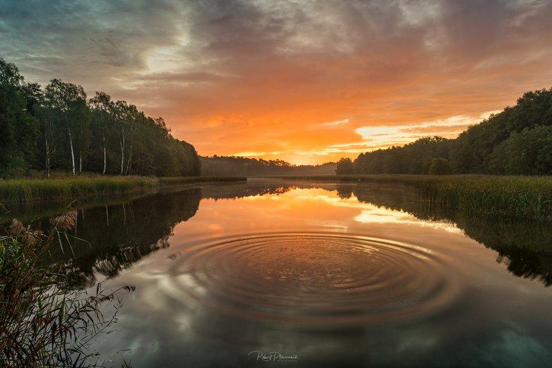 sunrise, lake, clouds, landscape Sunrisephoto preview