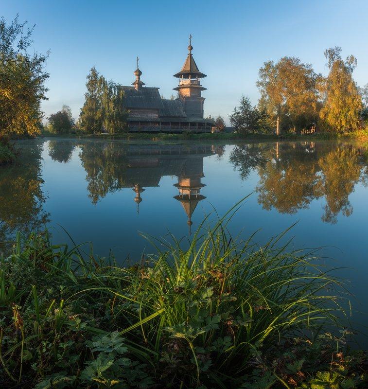 утро, рассвет, природа, благовещенье Осень в Благовещеньеphoto preview