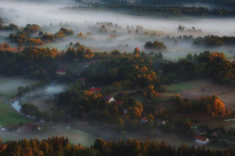 landscape,canon,mist,light,autumn Autumn Comes to the Valleyphoto preview