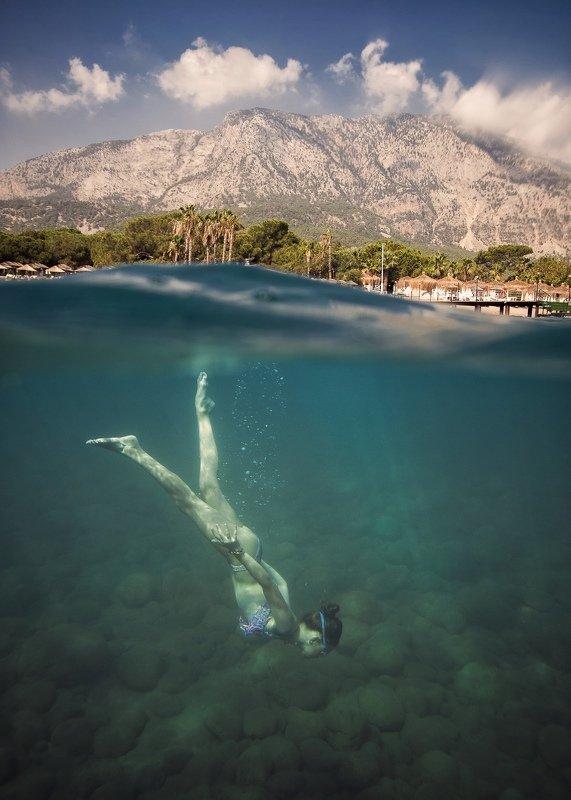 Средиземноморское побережьеphoto preview