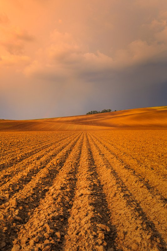 moravia, Czech Republic, sunrise, sunset, storm Moraviaphoto preview