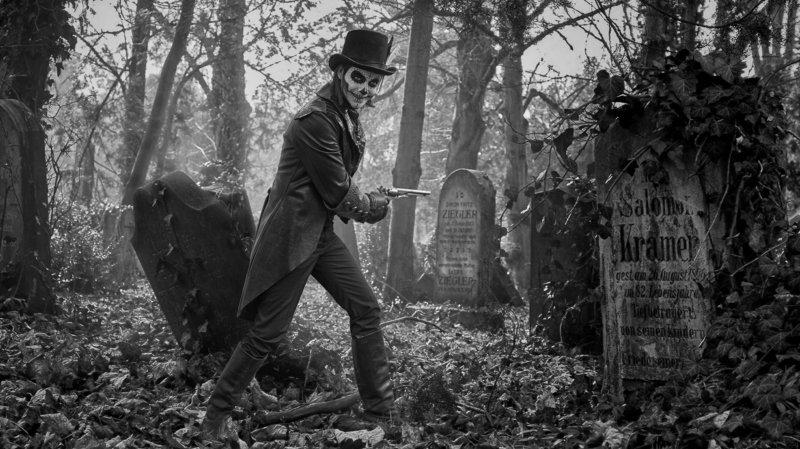 портрет, horror, жанр, rekhov Santa Muertephoto preview