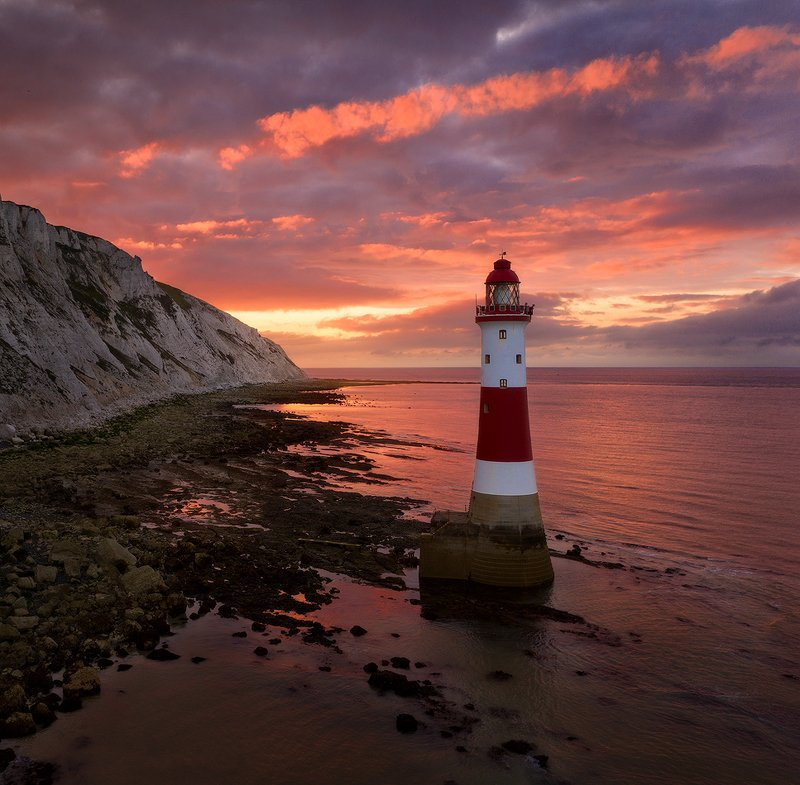 england, lighthouse ***photo preview
