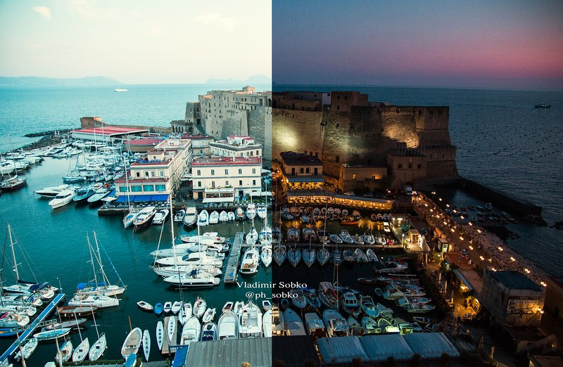 Napoli, Castel dell\'Ovophoto preview