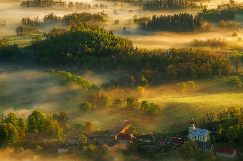 landscape,canon,mist,light,spring The Soft Touch of Morning Lightphoto preview