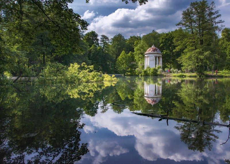 облака,пруд,река,,весна,подмосковье,жуковский,ратонда photo preview