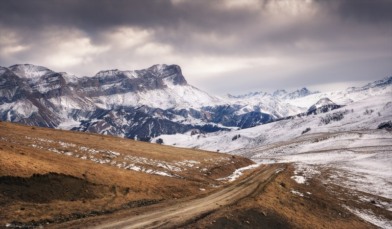 Перевал Ак Топрак.photo preview