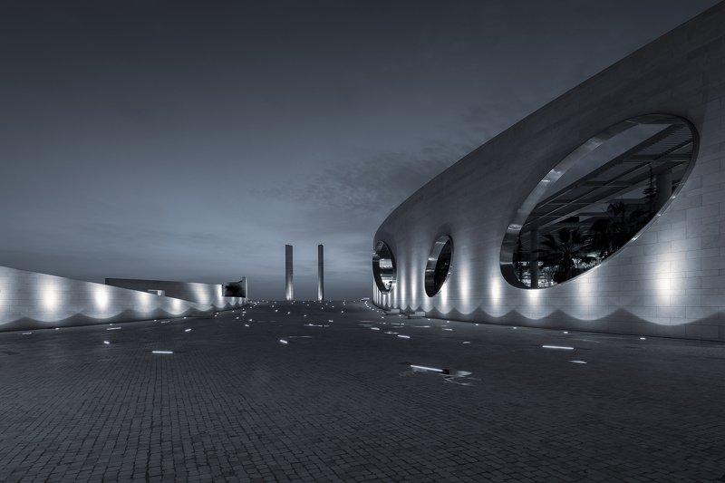 Champalimaud Fundation buildings - Lisbon фото превью