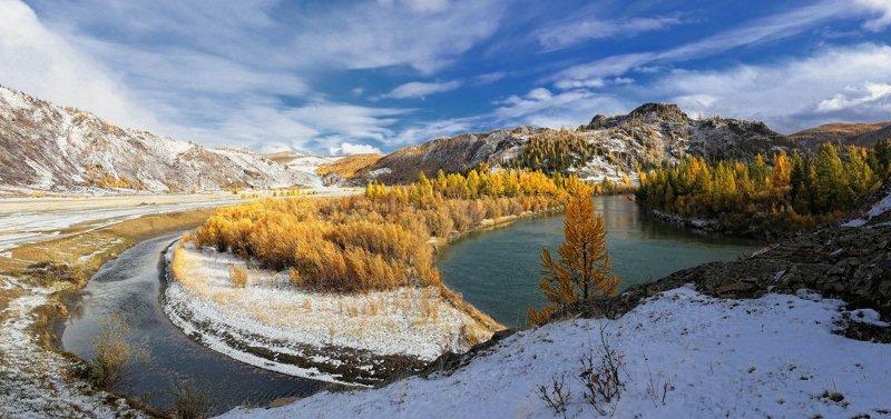 алтай, горный алтай, горы, сибирь, чуя Долина Чуиphoto preview