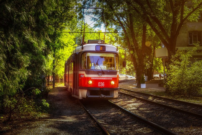 Трамвайчик photo preview