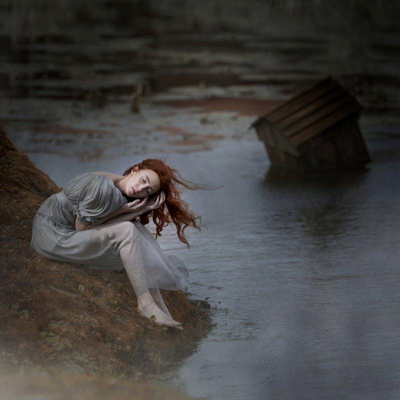 #storytelling #portrait # dreamcatcher water worldphoto preview