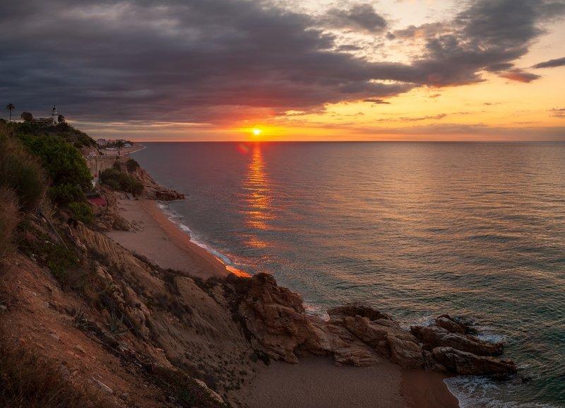 Средиземноморский пейзажphoto preview