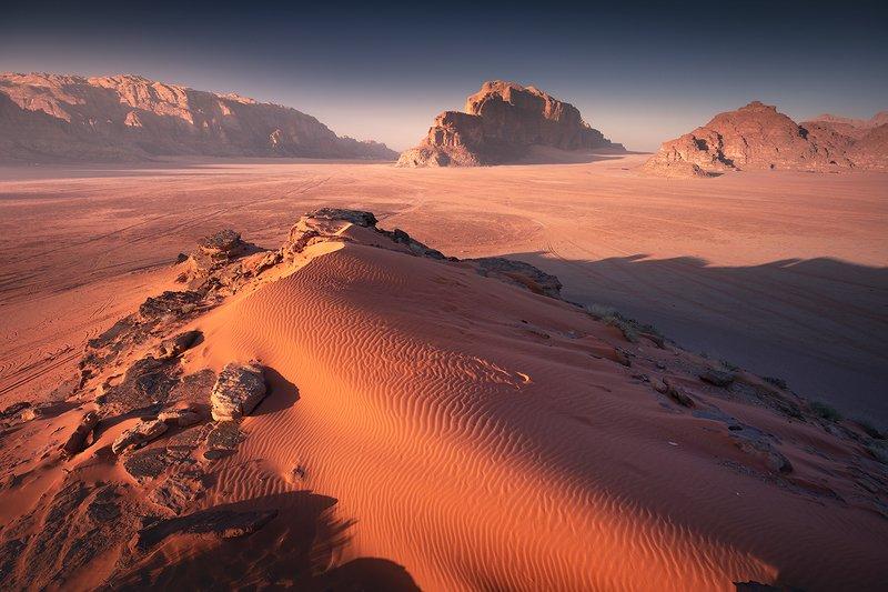 Wadi Rum Desertphoto preview