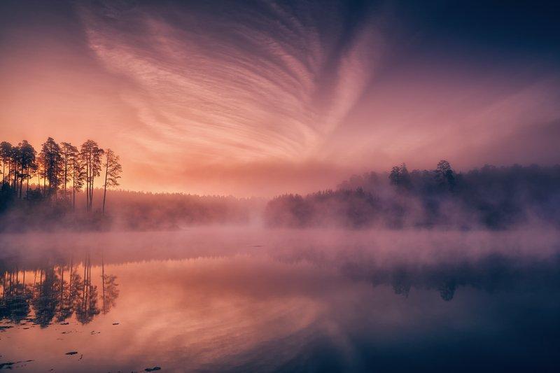 Озерная.Осенняя ...photo preview