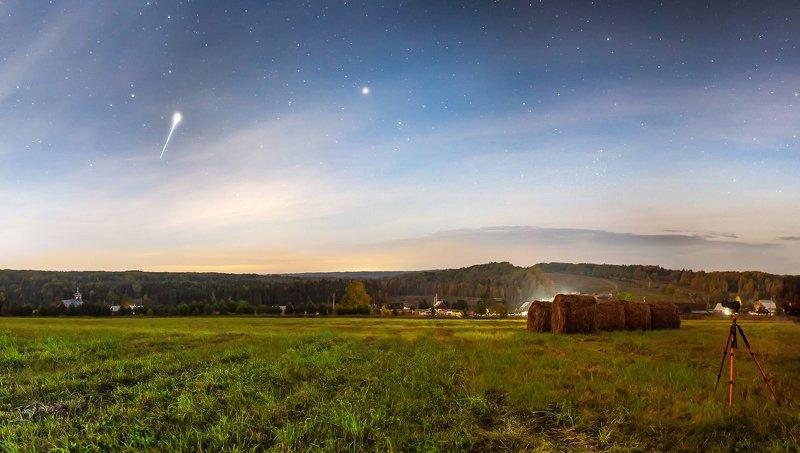 звезды, ночь, астрофото, пермскийкрай, лысьва д. Захаровоphoto preview