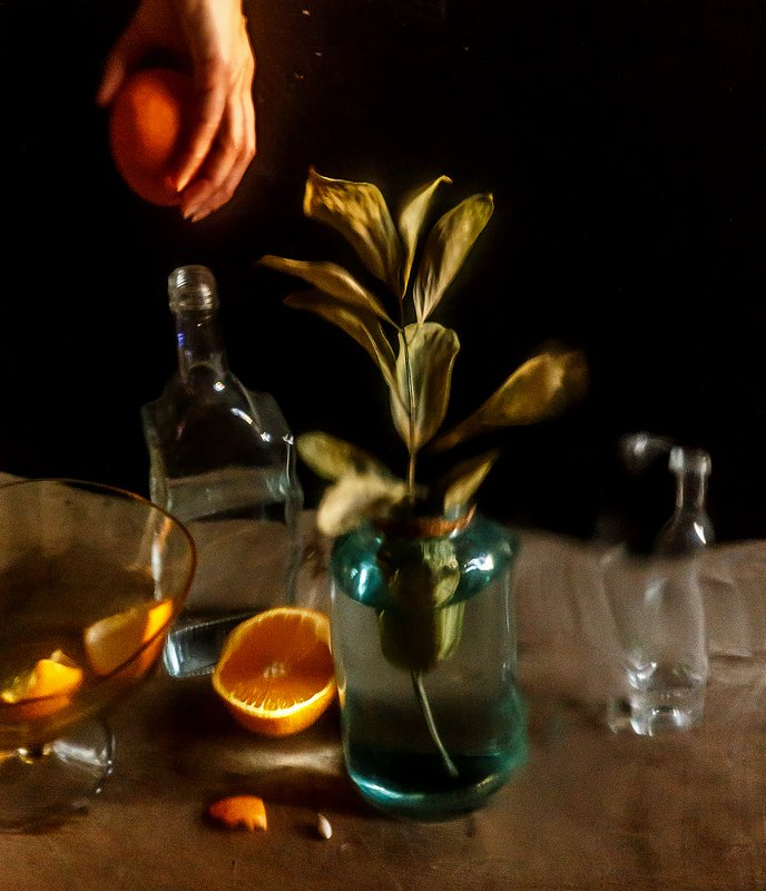 апельсиновый сонphoto preview
