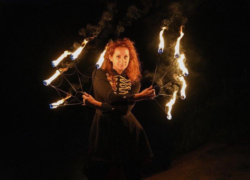 огонь огненная феяphoto preview