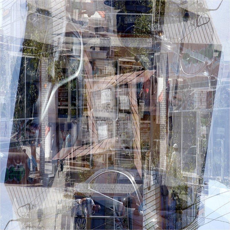город, авто, крым, феодосия, сентябрь, бархатный сезон, осень, Из серии: Калейдоскоп-город.photo preview