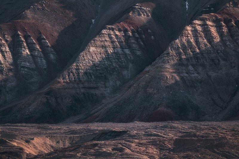 svalbard, spitsbergen, northnorway, islands, polar, arctic, summer Carved in Stonephoto preview