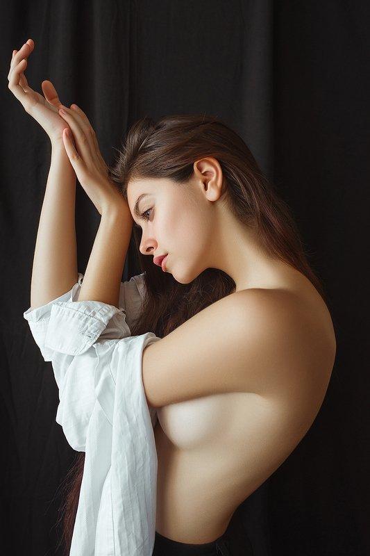 portrait, beauty, beautiful, model, girl, pretty, color, eyes, art, photo, nikon, conceptual, 50mm, dantar90, begmad, портрет, глаза, красивая, взгляд Язык телаphoto preview