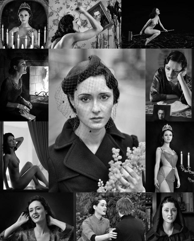 Маргарита: женщина, ведьма, королеваphoto preview