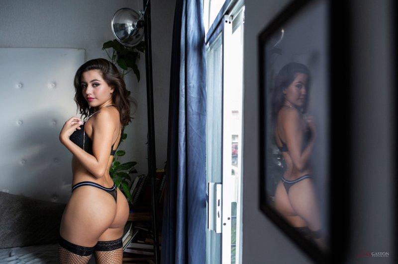 sexy, latín, lingerie, fitness, portrait, model MISTYphoto preview