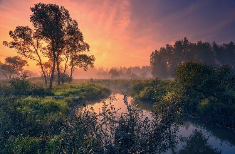 Осенние зори Шередари...photo preview