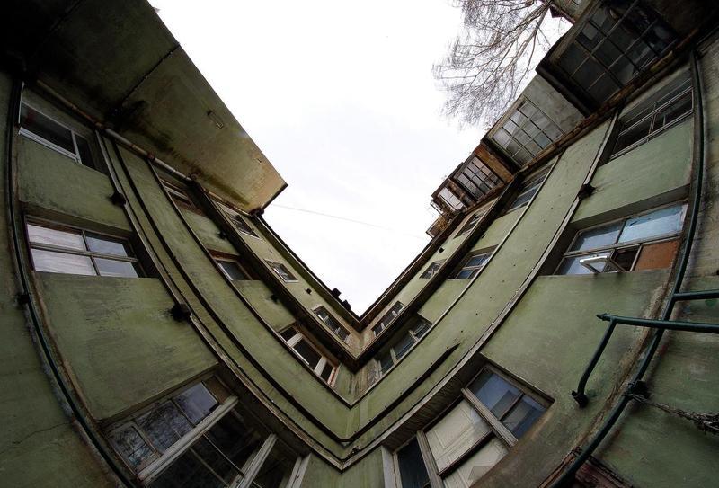город, архитектура, угол уголphoto preview