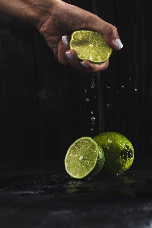 Лайм, лимон, lime, food, lowkey squeezed like a lemonphoto preview