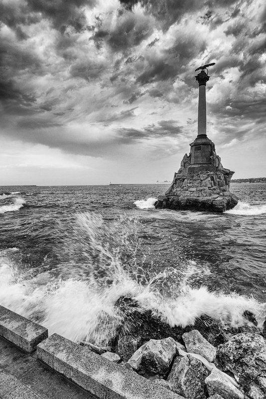 севастополь, крым wave for memoryphoto preview