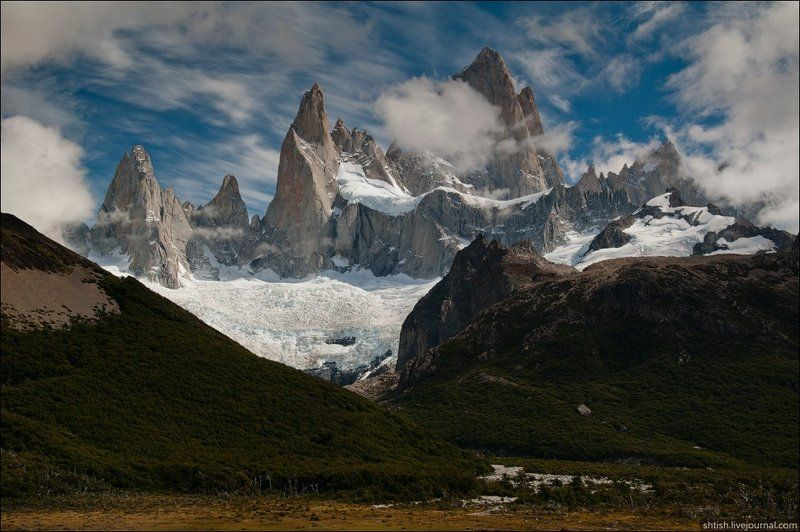patagonia, argentina Fitz Roy IIphoto preview