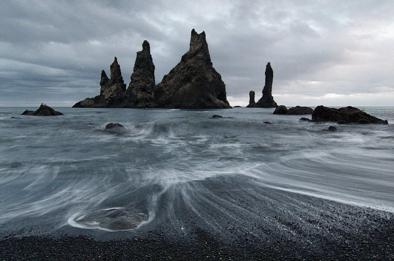 reynidrangar,vik,iceland *photo preview