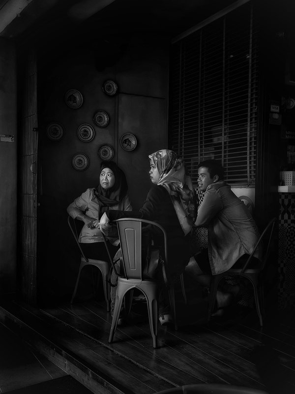 #street #malaysia Local Coffee Shopphoto preview