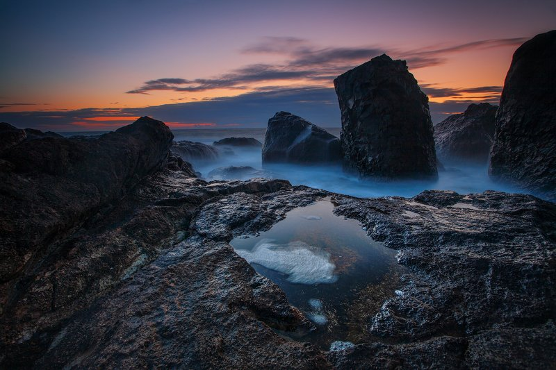On the famous Bulgarian Black Sea Coastphoto preview