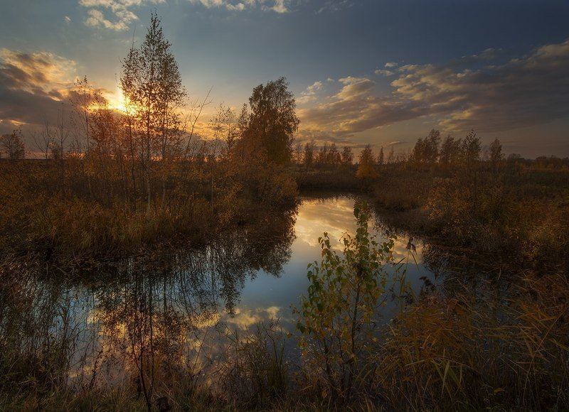 пейзаж,осень Осеньphoto preview