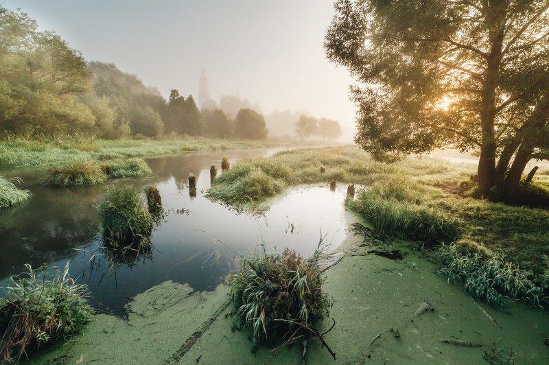 филипповское, шерна Утро на Шернеphoto preview